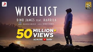 Dino James - Wishlist feat Kaprila  | Official Music Video