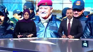 الحصاد الإخباري من قناة الفلوجة 15-12-2015