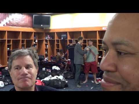 STANFORD CARDINALS ROSE BOWL CHAMPIONS: COACH DAVID SHAW INTERVIEW