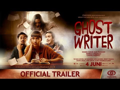 GHOST WRITER - Official Trailer