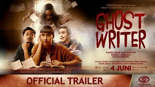 [1.85 MB] GHOST WRITER - Official Trailer