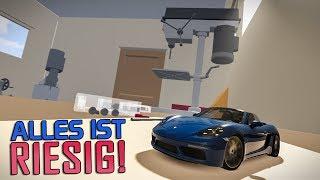 Ist das RIESIG! Micro Machines Mod | Assetto Corsa German Gameplay [HD] Cayman S @ Hot Wheels