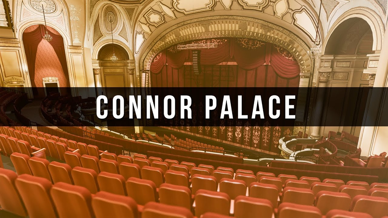 3d Digital Venue Connor Palace Playhouse Square At Cleveland