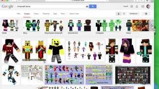 Gambar cover How to Find Minecraft Skins