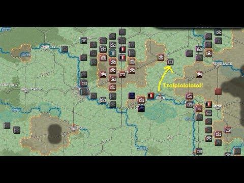 Decisive Campaigns Blitzkrieg JRP vs Barth Episode 6 |