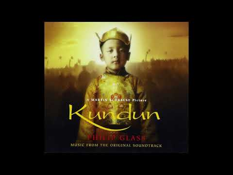Kundun Soundtrack (Philip Glass)