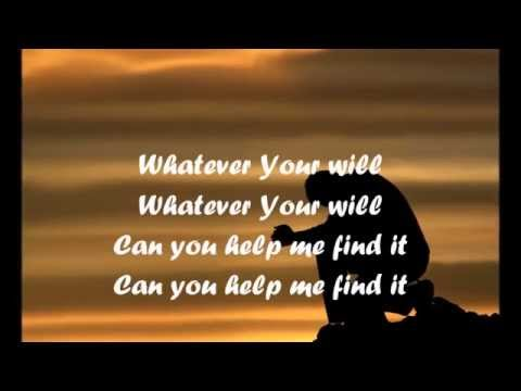 Help Me Find It by Sidewalk Prophets (with lyrics)