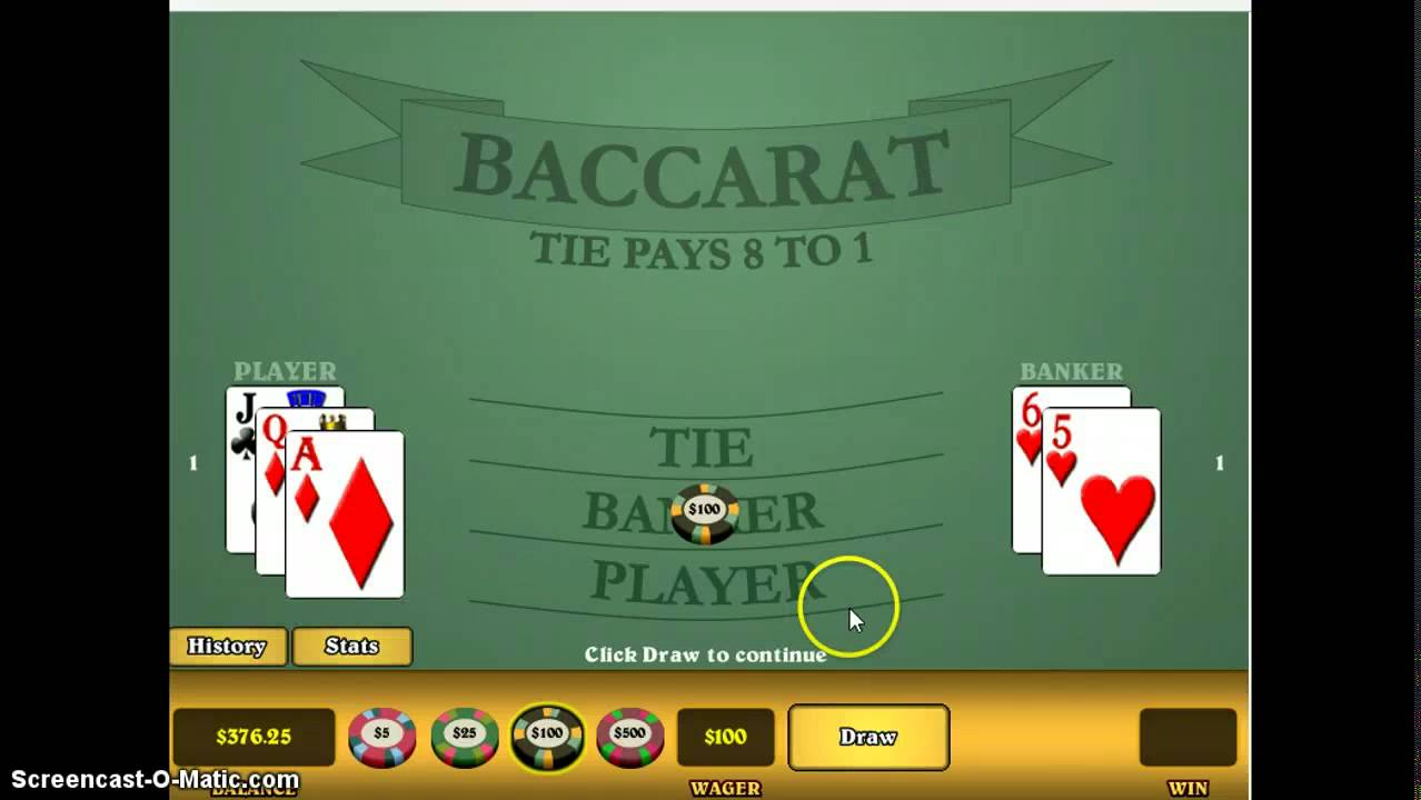 baccarat method