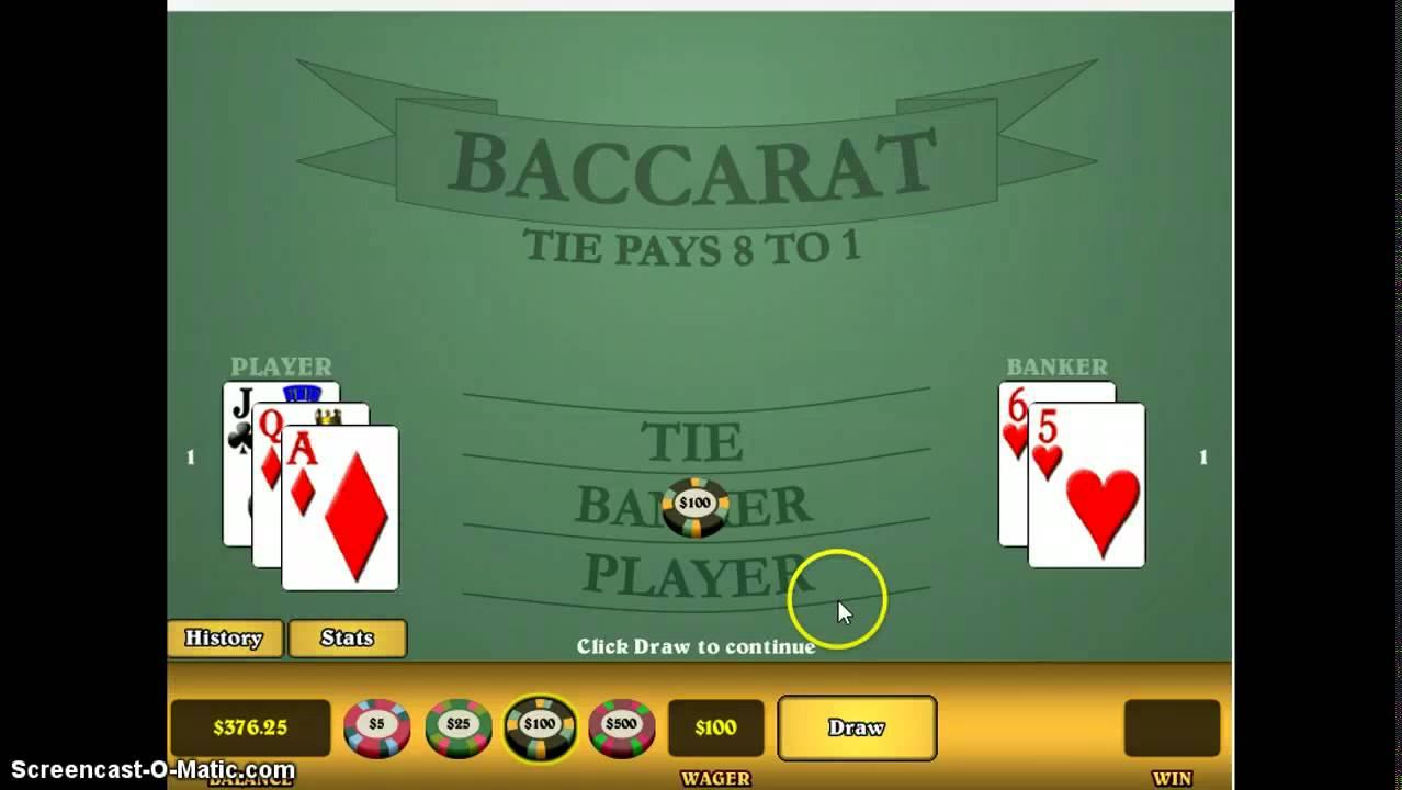 Baccarat Method