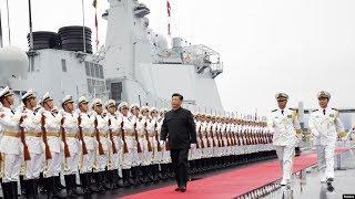 VOA连线(白桦):中国、俄罗斯和伊朗三国从12月27日开始举行为期四天的联合演习