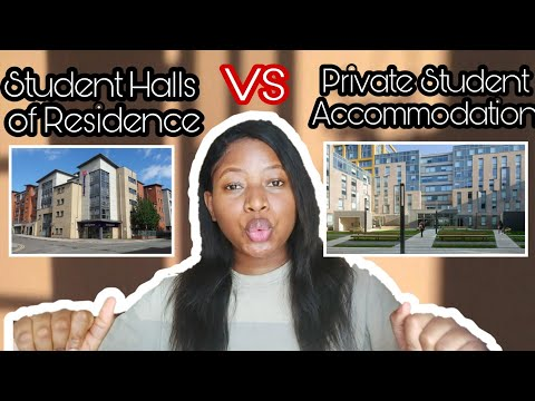 Freshers University Guide-  Private Accommodation VS University Halls of Residence