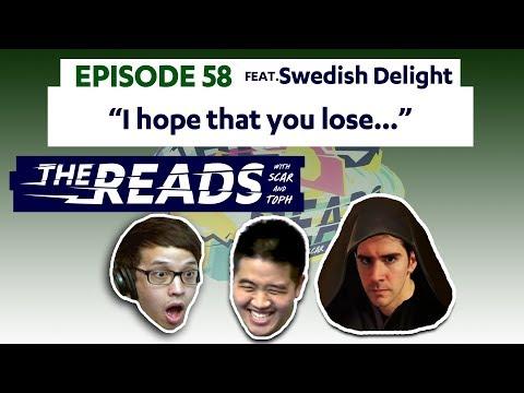 REVENGE OF EAST COAST SCAR || The Reads Episode 58 ft. Swedish Delight