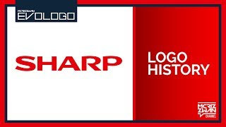 SHARP Logo History | Evologo [Evolution of Logo]