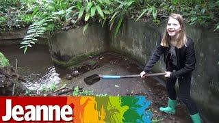 Jeanne op bezoek bij de otters!