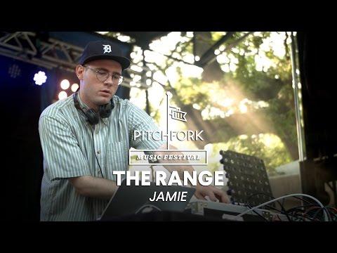 "The Range performs ""Jamie"" - Pitchfork Music Festival 2014"