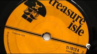 The Jamaicans - Baba Boom (Festival Song 1967) Treasure Isle 7012 A