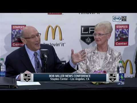 Bob Miller announces his retirement after 44 seasons (Full Press Conference)