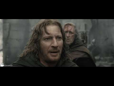 The Lord of the Rings: The Return of the King | Battle Of Osgiliath (4/14)