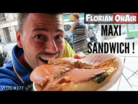 L'AGOULOU : MAXI SANDWICH de GUADELOUPE! - VLOG #377