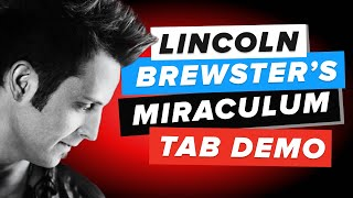 Miraculum TAB Demo (Lincoln Brewster)