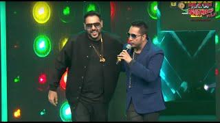 Mika Singh Vs Badshah Face Off At The Royal Stag Mirchi Music Awards! | Radio Mirchi