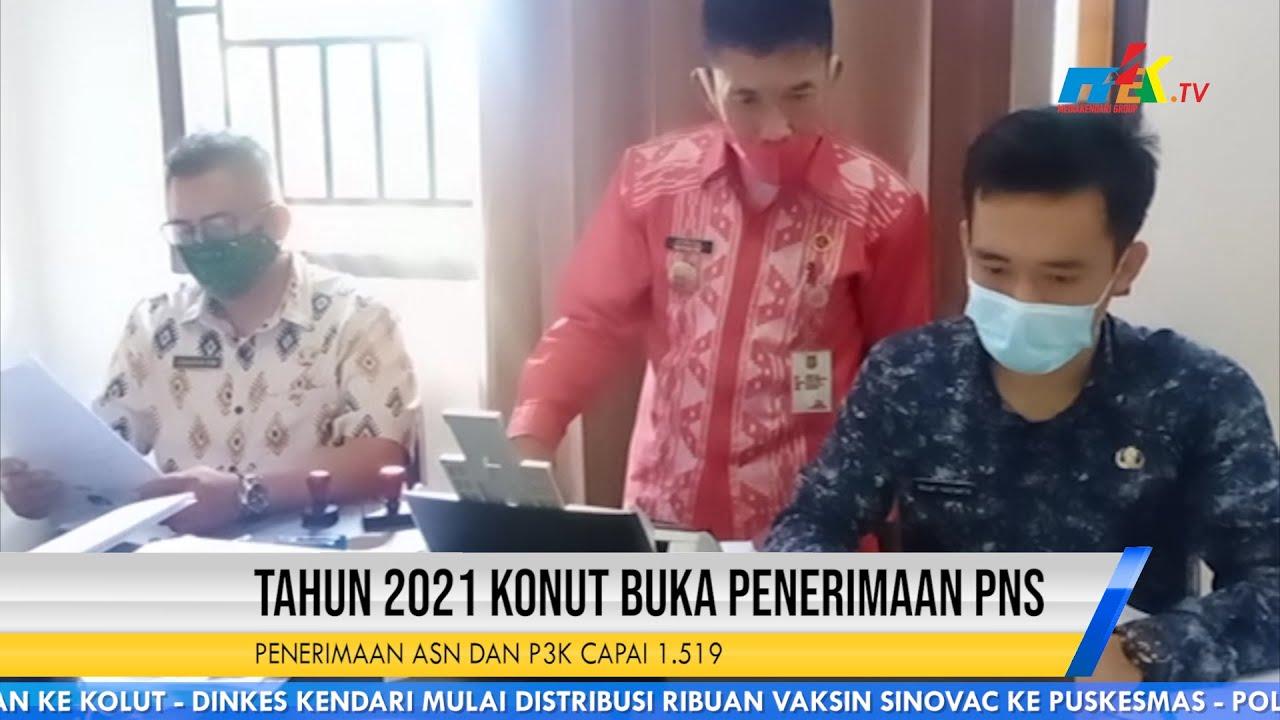 Tahun 2021 Konut Buka Penerimaan PNS