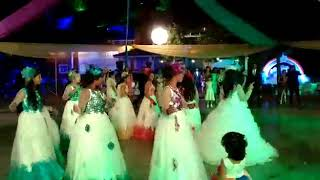 Wedding suprise Flash mob dance