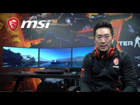 How to set up surround mode on GT83 and GT75 series gaming notebook | MSI