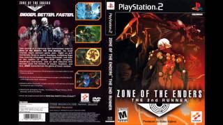 Full Zone of the Enders: The 2nd Runner OST