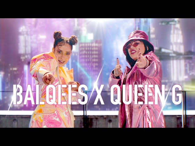 Balqees ft. Queen G - Hala Jdeeda (Dodom) | بلقيس - فيديو كليب حالة جديدة (دودوم)