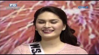 Bossing Vic and Pauleen Pre Wedding Special -2 (January 23 2016)