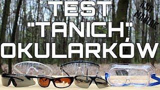 ASG Maniak #52 Tanie okularki w ASG? - TEST Okularków