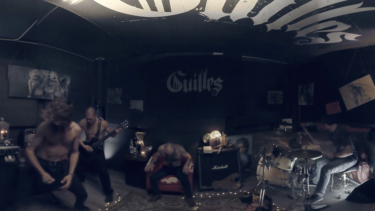 "GUILLES ""Enraged"" (360º Vídeo)"
