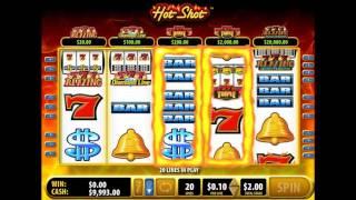 Hot shots игровые аппараты казино доминатор