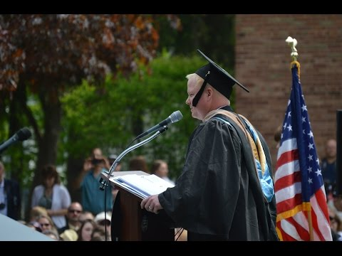 Pride, Passion and Perspiration - Shane O'Dell '02