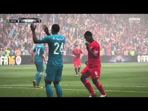 Liverpool Vs Villarreal Build Up - Pre/Post Match Reaction! - Fifa Gameplay