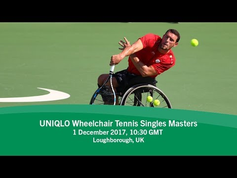 2017 NEC Wheelchair Tennis Singles Masters | Day 3
