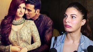 Jacqueline Fernandez SHOCKING Reply To Affair With Akshay Kumar, Twinkle Khanna Upset Question!