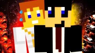 Minecraft Apocalypse | HORROR TREIN!! #3