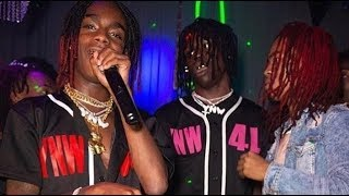Florida Rapper YNW Melly Friends Sakchaser & Juvy Shot dead fans say Illuminati blood sacrifice