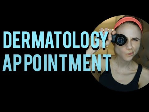 First Dermatology Appointment: What To Expect| Dr Dray