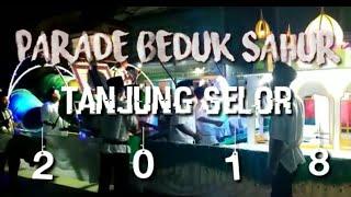 Parade Bedug Sahur Tanjung selor Juni 2018