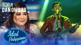 "Dan Ombao performs ""Kung Di Rin Lang Ikaw"" 
