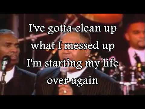 Clean Up what I messed up with lyrics