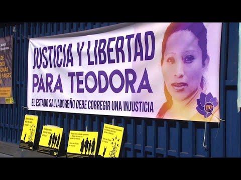 El Salvador: 30 Jahre Haft nach Fehlgeburt bestätigt