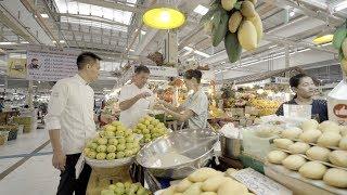 Kempinski Hotels - The culinary masterminds at Sra Bua by Kiin Kiin, Siam Kempinski Hotel Bangkok