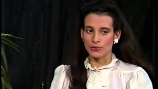 Theresa Saldana inverviewed by Rian Keating