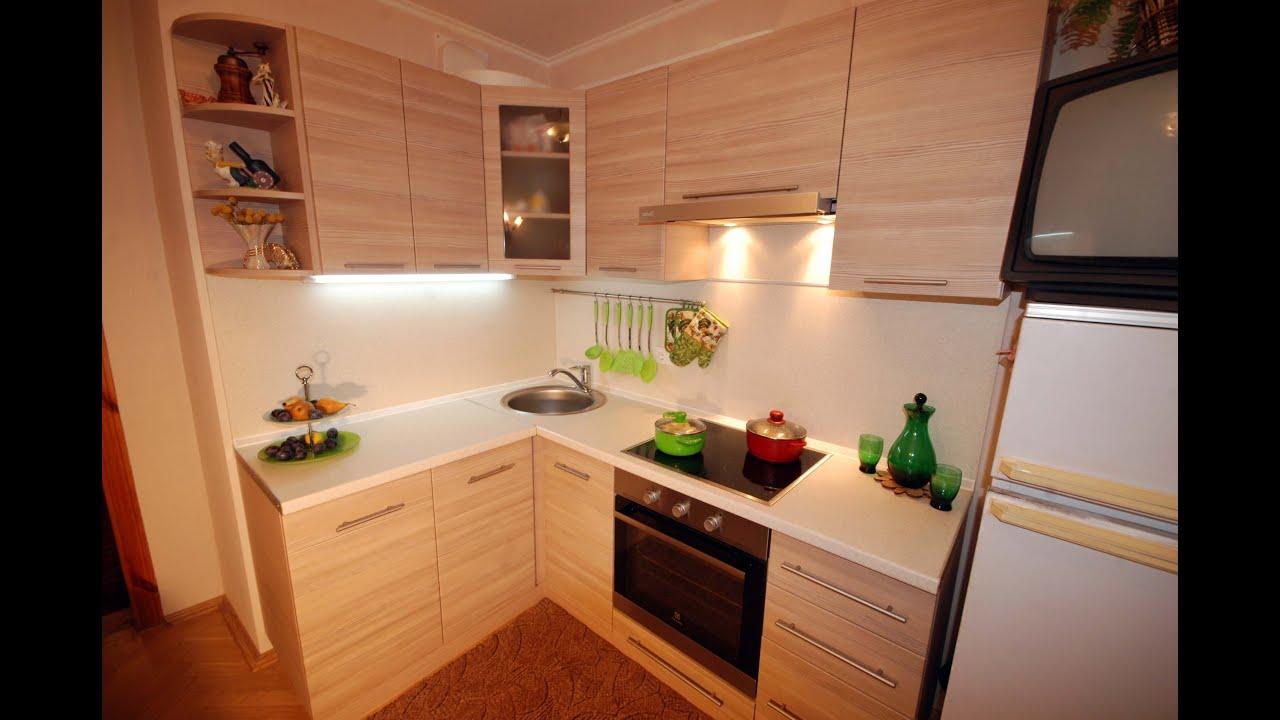 Кухня дизайн 6м2