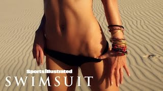 Anne V Heats Up The Brazilian Desert | Intimates | Sports Illustrated Swimsuit
