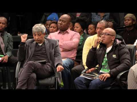 The big debate is homosexuality unafrican